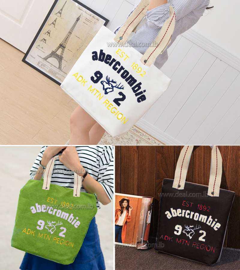 73cec17def9e4 Printed Casual Tote Fashion Women Canvas Beach Bag Female Handbags Daily  Use Single Shoulder Shopping Bags
