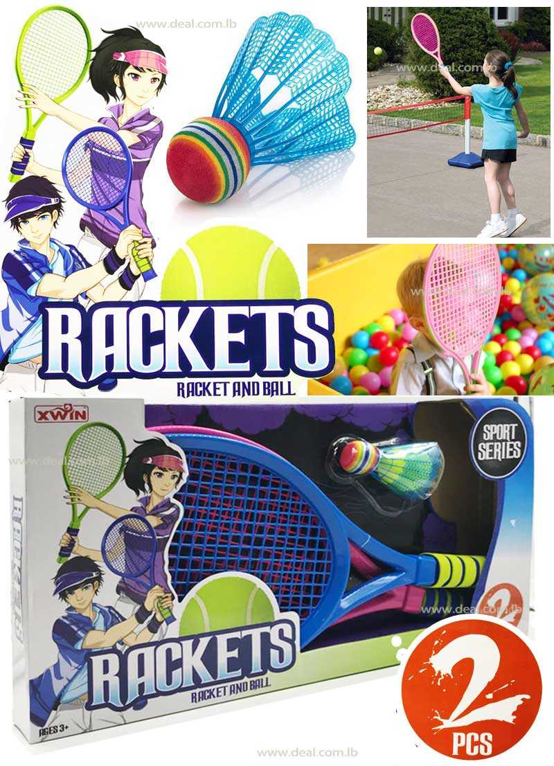 Racket And Ball Toy