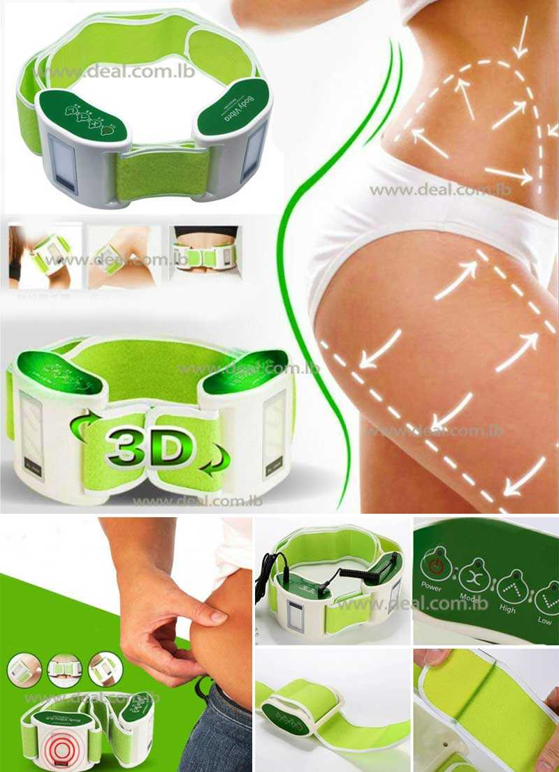 Renkai Body Vibra Spiral Weight Loss Massage machine