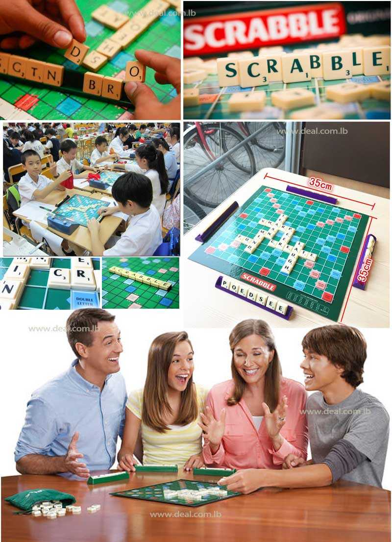 Scrabble Games Crosswords Spelling Game