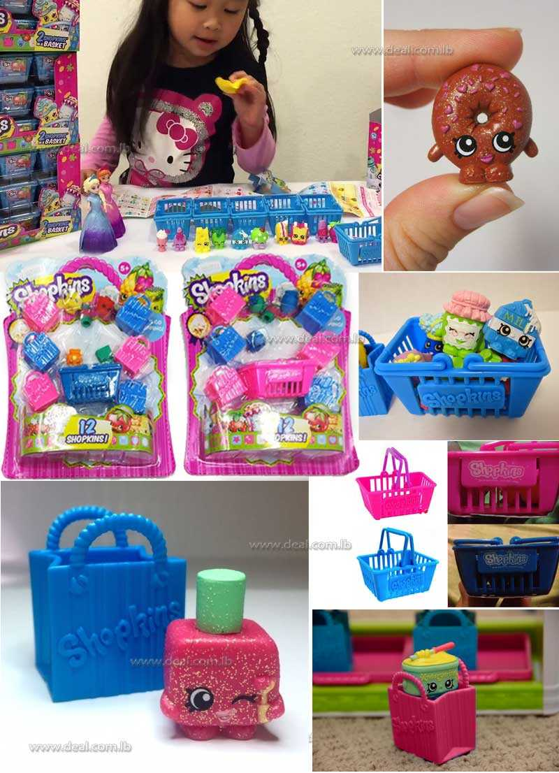 Shopkins Switch Control Season 1 Set