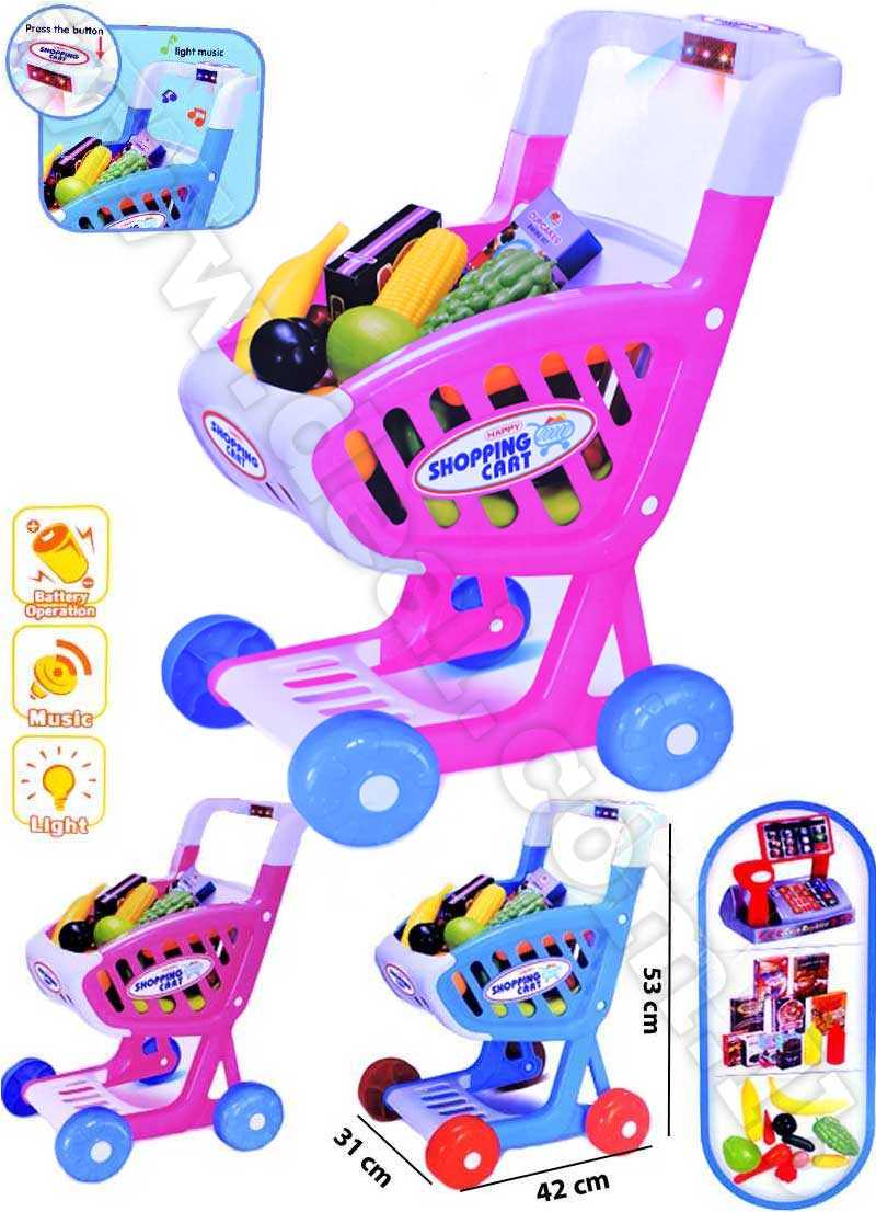 Shopping cart  kids toys children's