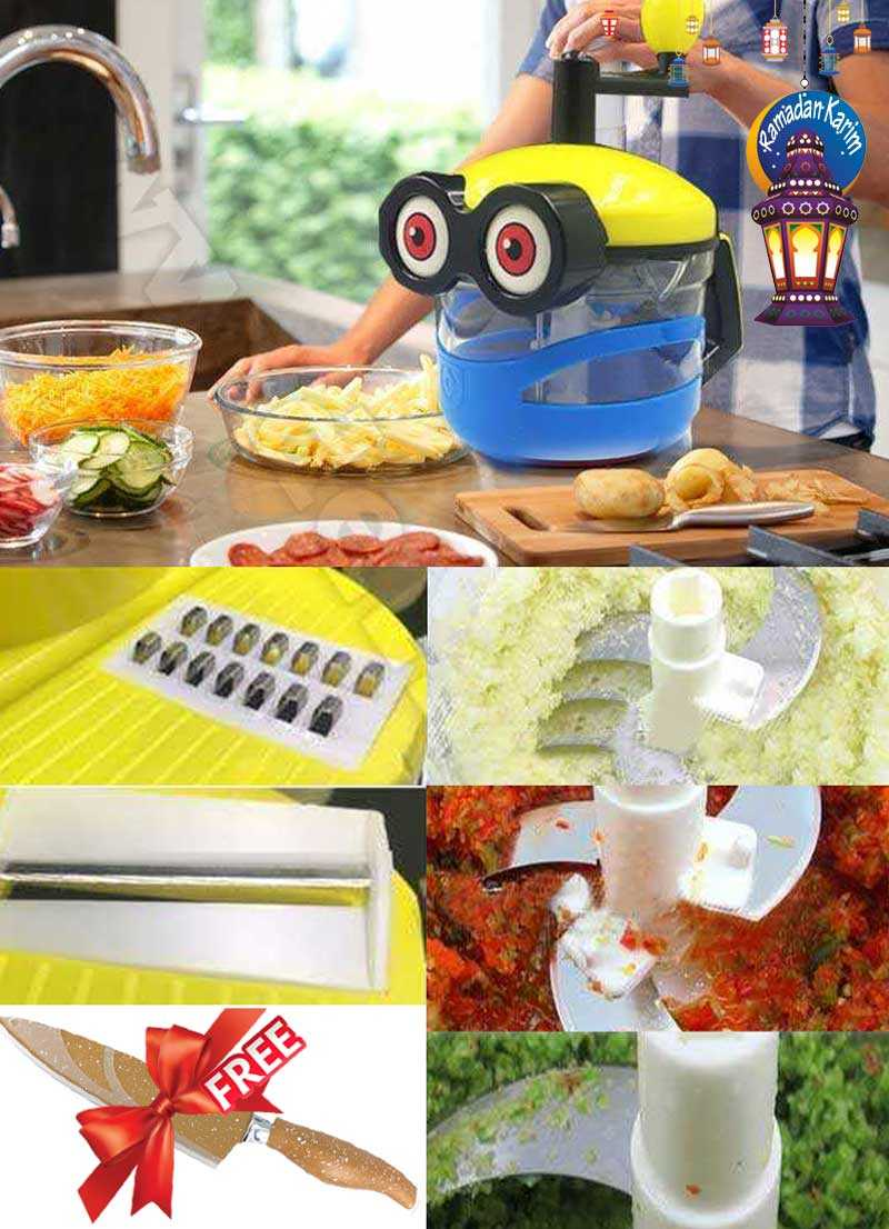 Special Offer Minions Cooking Device