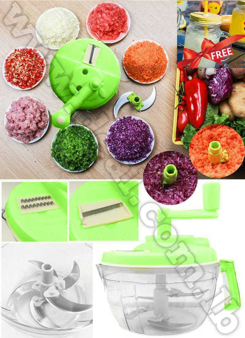 Special Offer manual meat grinderhousehold hand grinding manually broken vegetable cutter food cooking device package dumplings machine