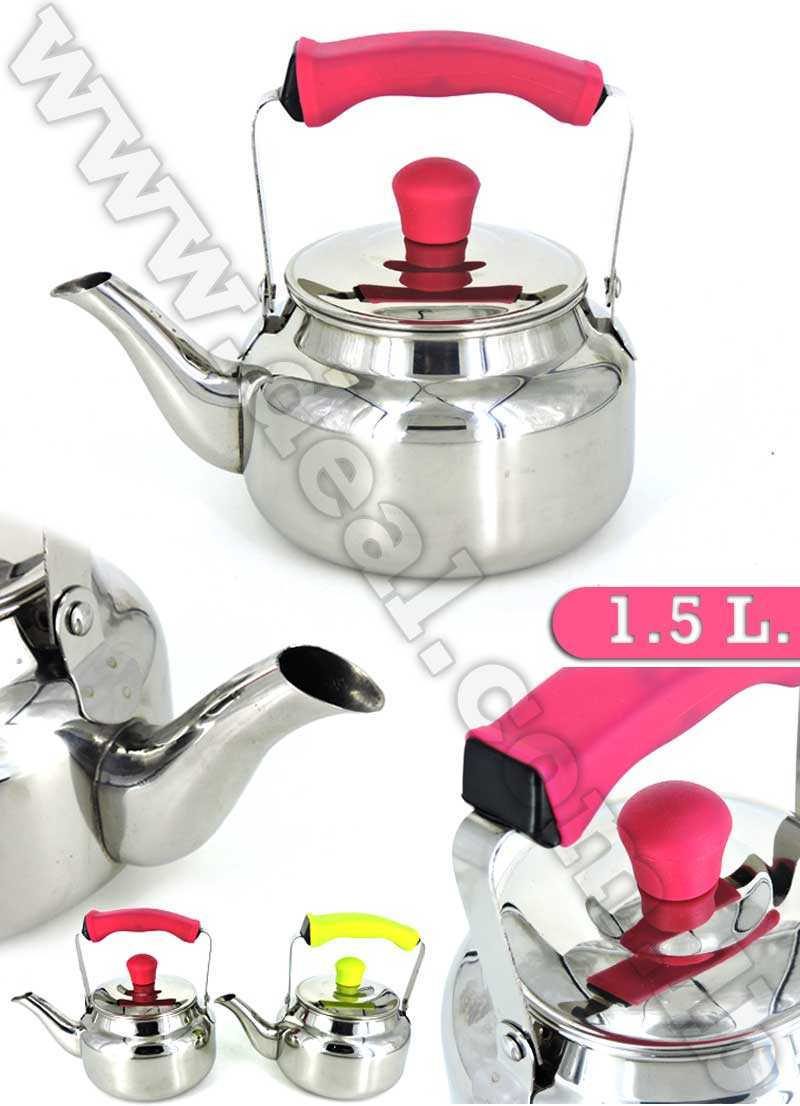 Tea Kettle Stainless Steel 1.5 L