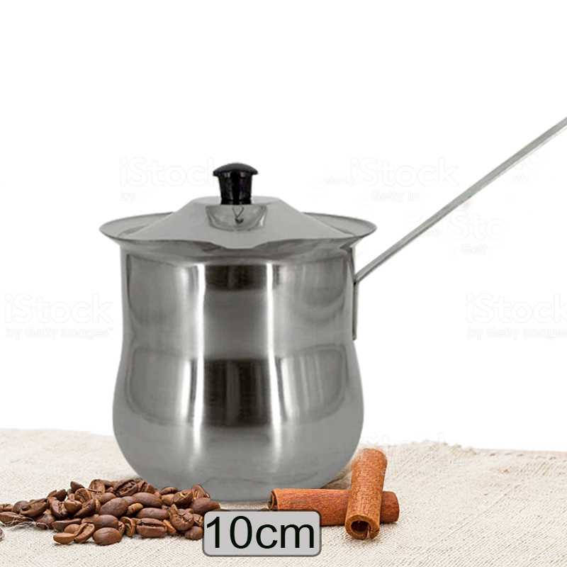 Turkish Coffee Pot Stainless Steel 10 CM