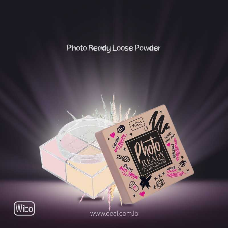 Wibo Photo Ready Loose Powder 20gr