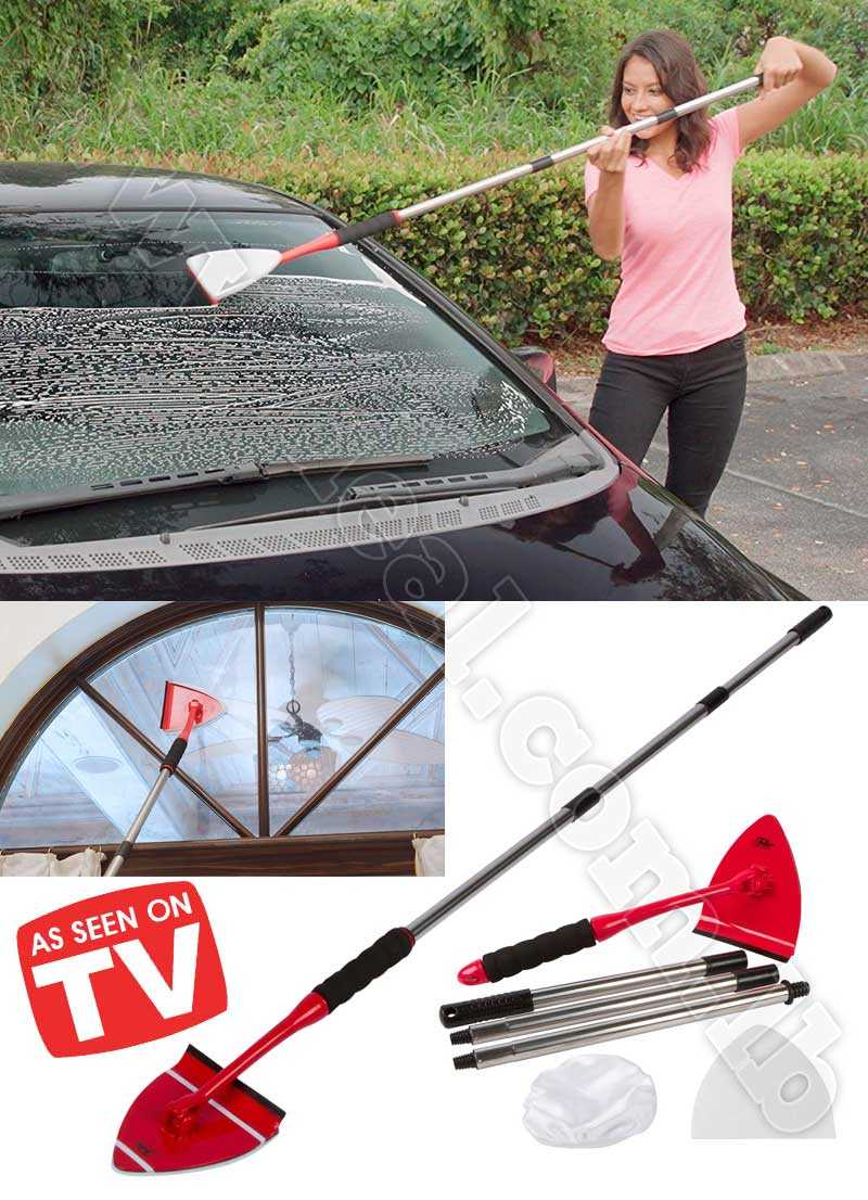 Window+Cleaning+Kit+with+Telescopic+Handle+Bundle