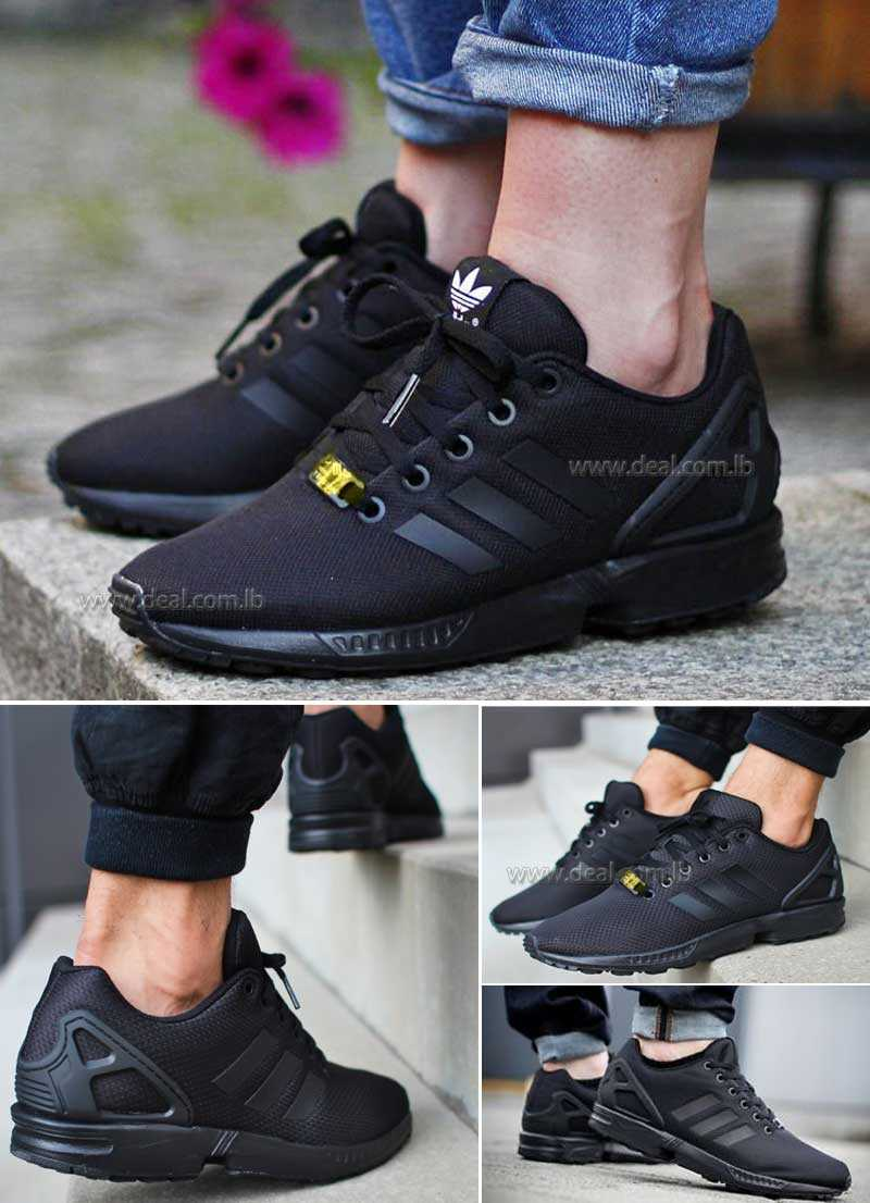 adidas Originals ZX Flux Black