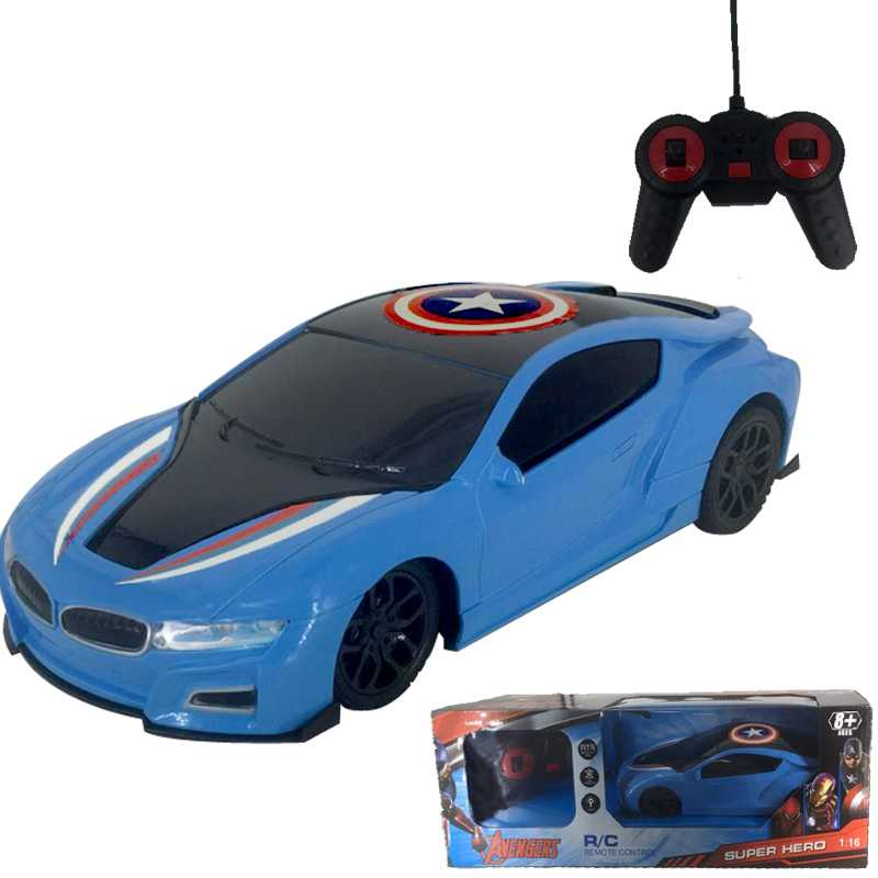 avengers super hero car