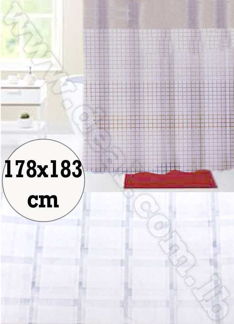 pvc shower curtain liner