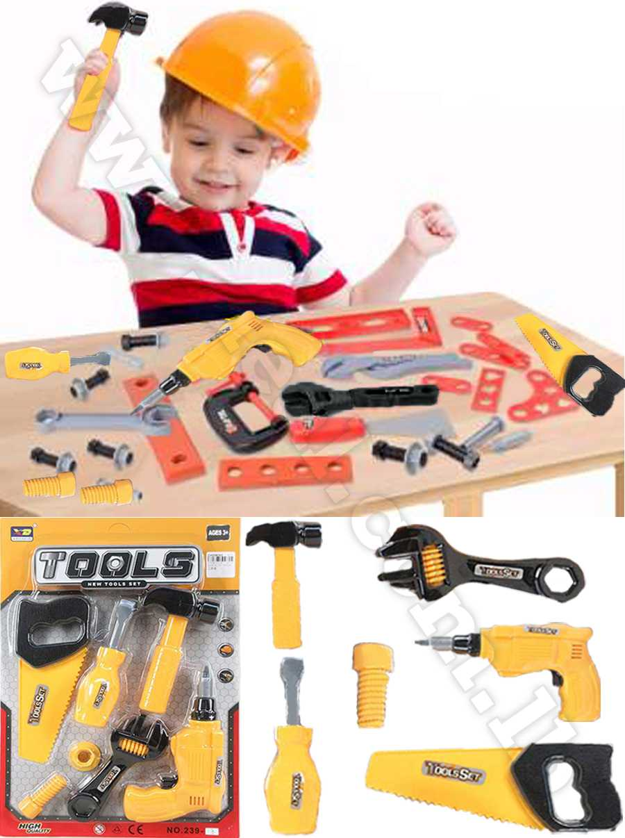 tools set for kids