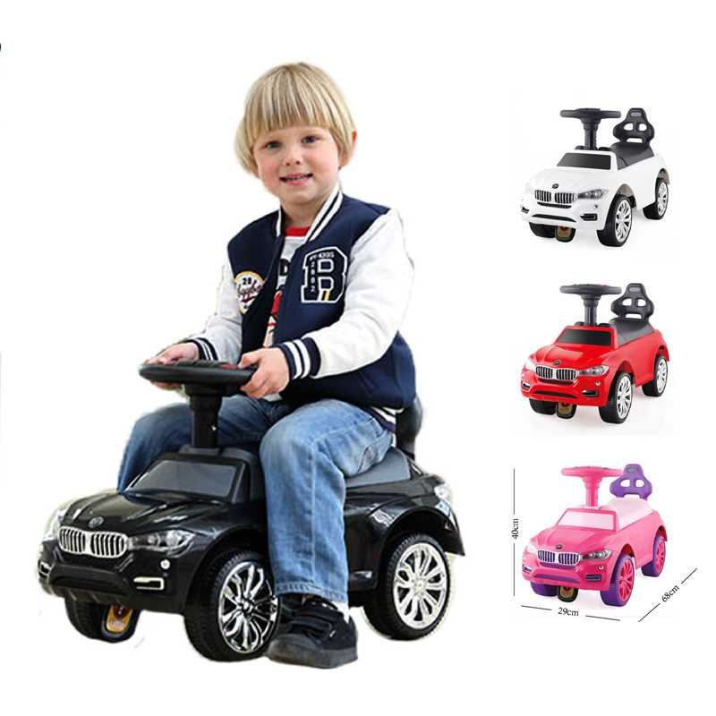 vehicle help baby learn to grow up