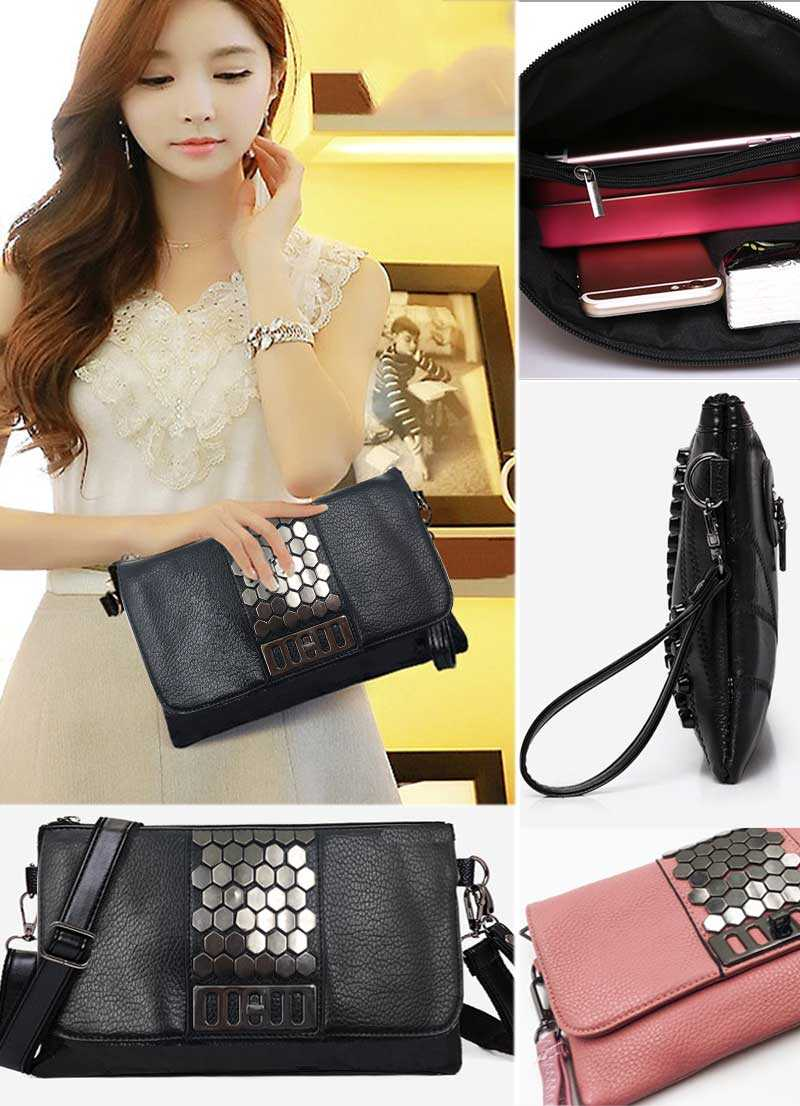 women clutch bag black envelope clutch purse evening clutch bags for girl women leather handbags wedding day clutch