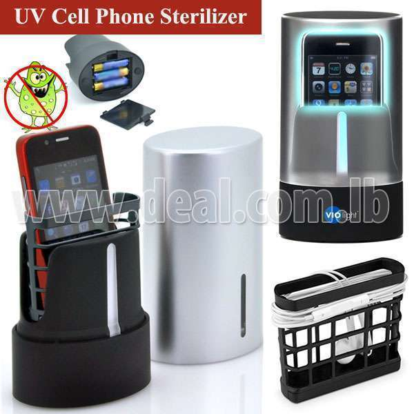 UV Cell Phone Sterilizer