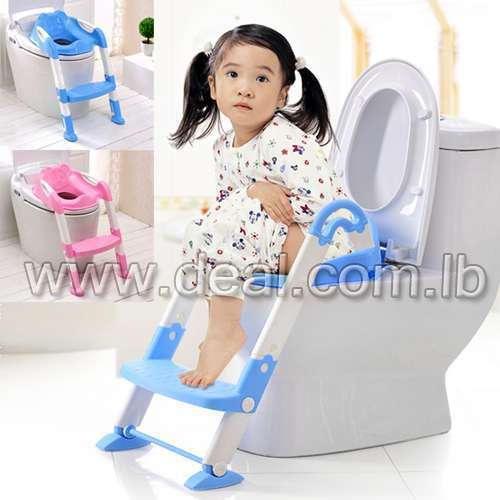 Children toilet trainer threw children baby potty training seat