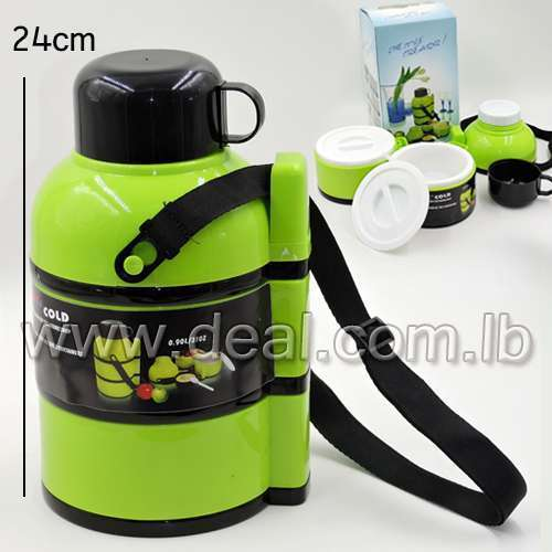 Insulation Bottle Lunch Box