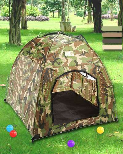 Army kids tent