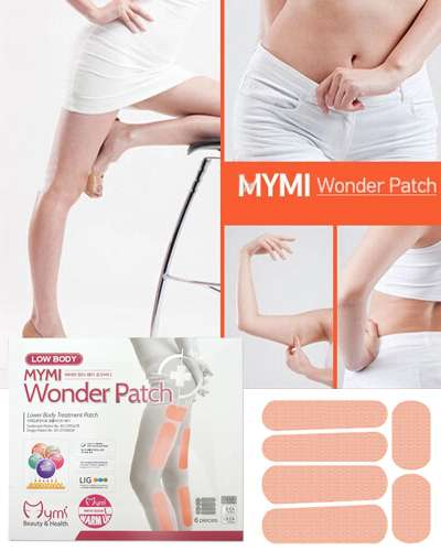 Mymi-Wonder-Patch-Low-Body- patches leg fat 6-piece