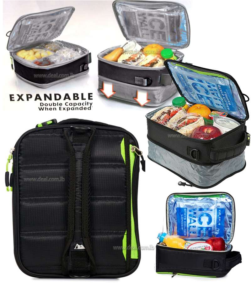 Ultra High Performance Expandable Lunch Pack