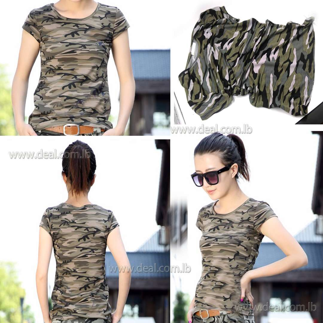 Army Short Sleeve Shirt