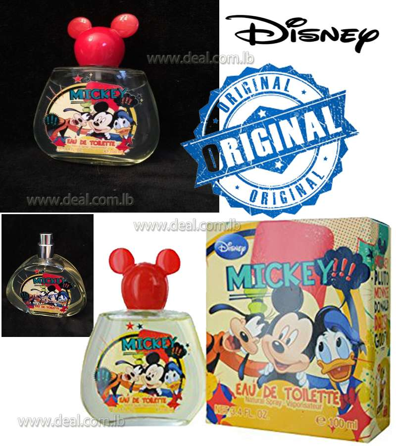 Eau de Toilette Spray Mickey