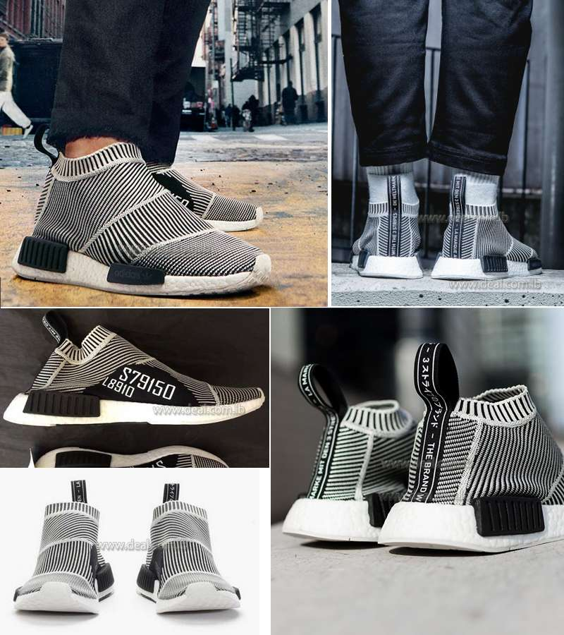 NMD CITY SOCK PRIMEKNIT shoes