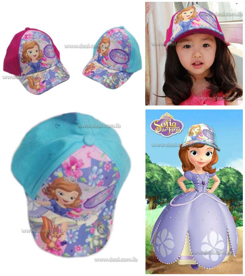 sofia kids hat