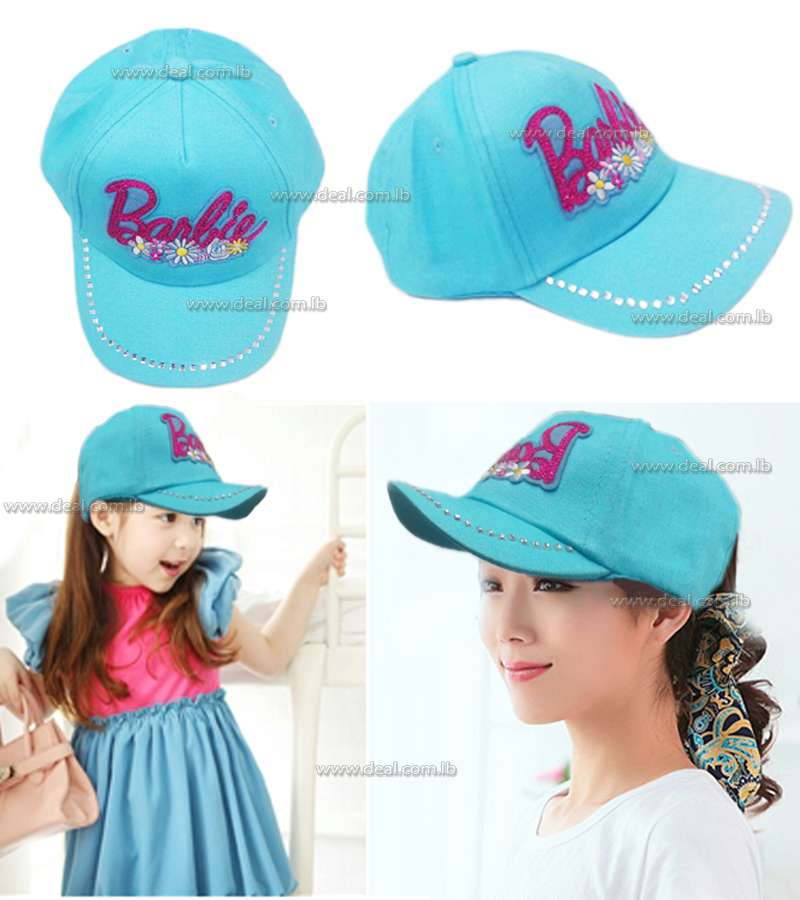 Barbie Blue hat