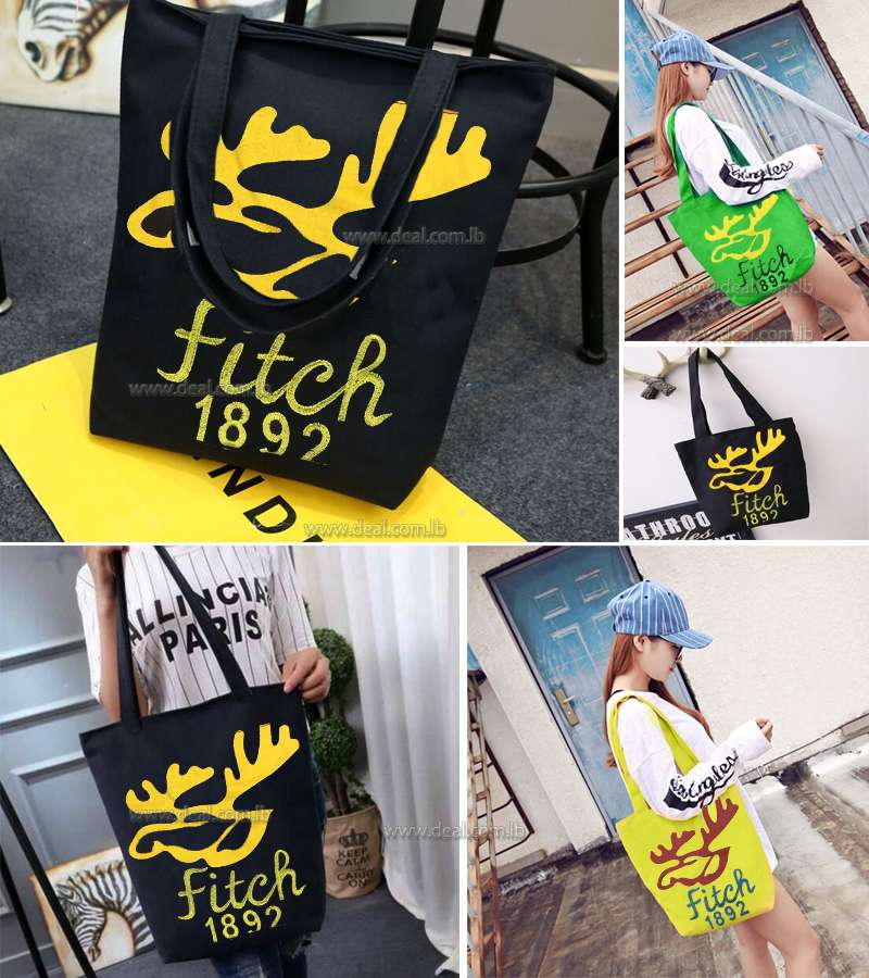 Women Bags Canvas Tote Female Handbag Casual Beach Bags Large Capacity Women Shopping Bag Canvas Handbags black Female Bolsas