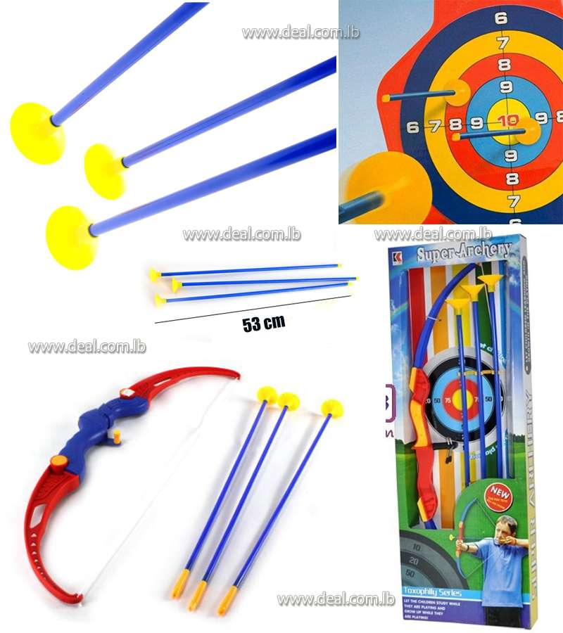 Bow archer set Super Archery