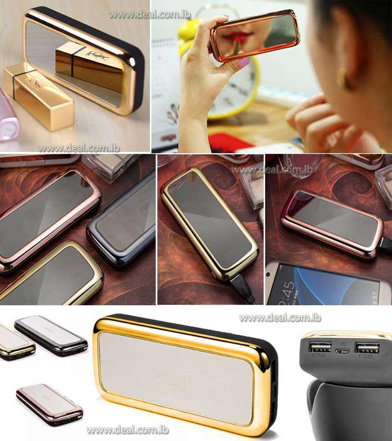 Power Bank Mirror