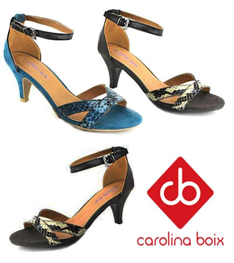Carolina Boix Sandals leather