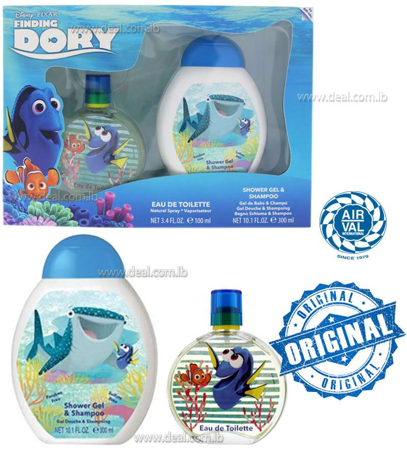 Disney Finding Dory By Disney For Kids 2 Pc