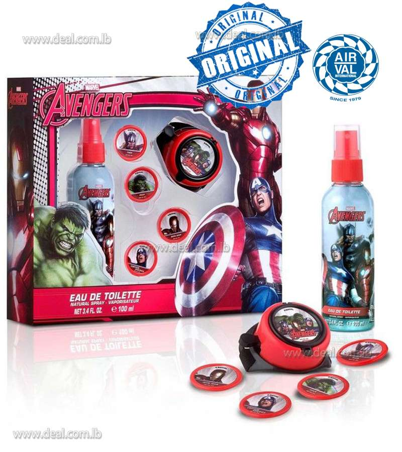 Disney  AVENGERS Eau de Toilette 100ml