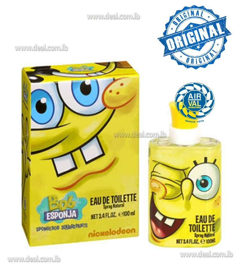 Bob Esponja perfume 100ML for boys