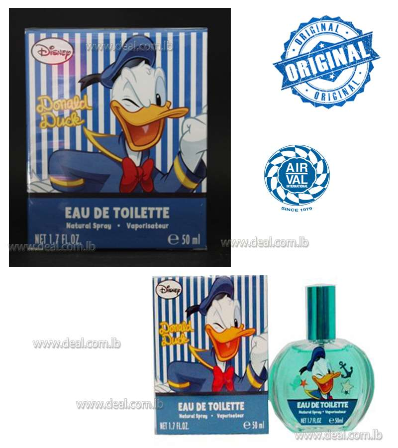 Donald Duck eau de toilette 50ml