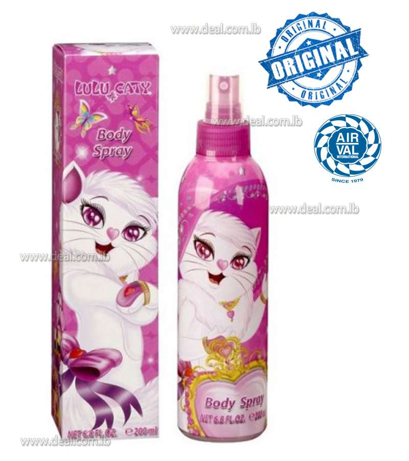 Lulu Caty For Kids 200ML Body Spray