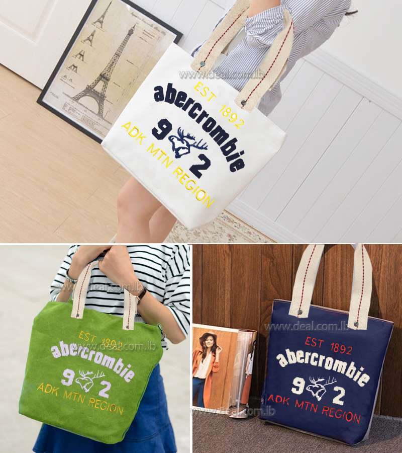 Printed Casual Tote Fashion Women Canvas Beach Bag Female Handbags Daily Use Single Shoulder Shopping Bags