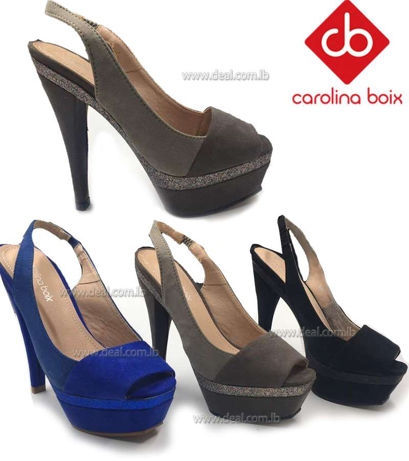 Carolina Boix High Heels