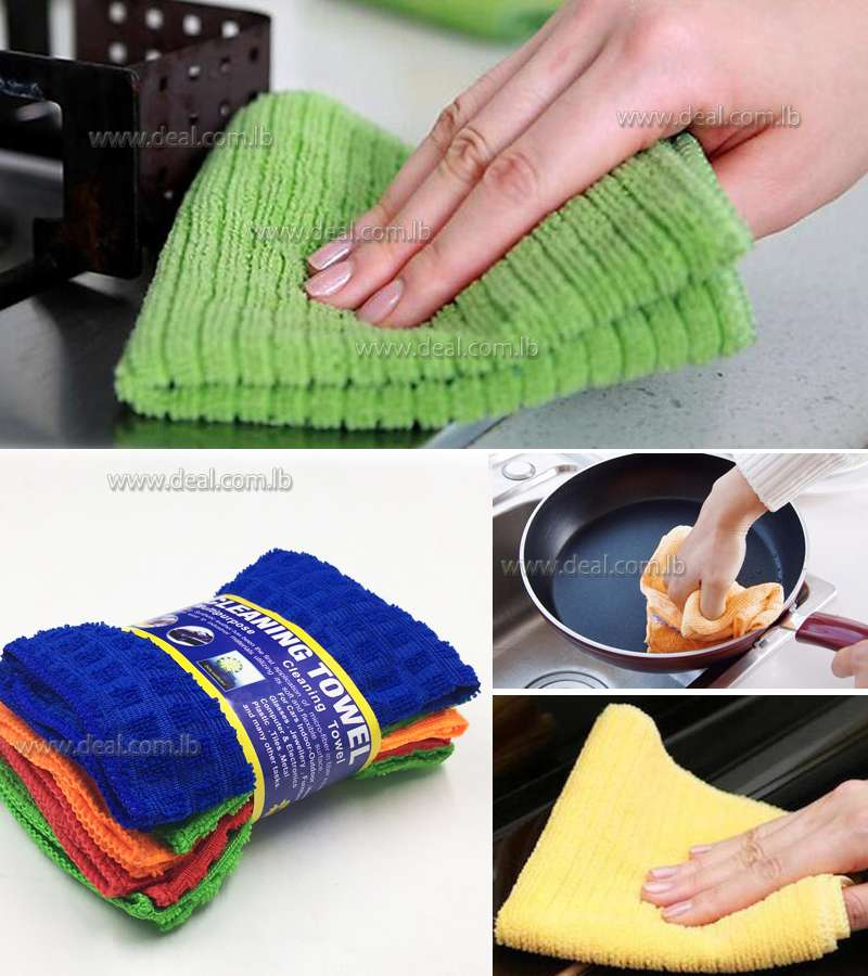 Multipurpose+Cleaning+towels