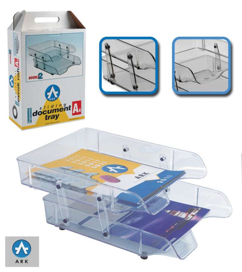 A4 Document Tray (Sliding) � Double Tier
