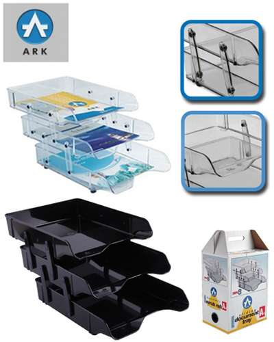 A4 Document Tray (Sliding) � Triple Tier