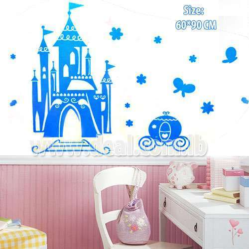 Wall Sticker Disney Decor 60*90 CM