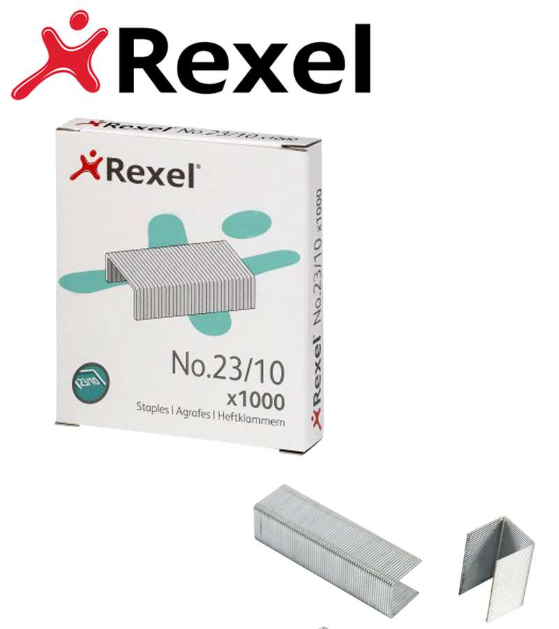 Rexel No.23/10 Staples