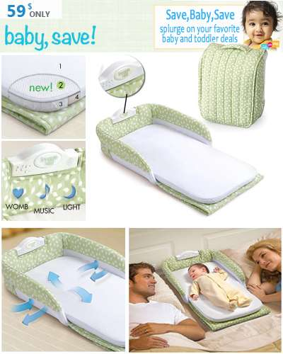 Baby Delight Snuggle Nest