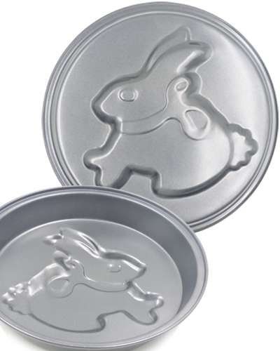 Cake mould shaped Rabbit
