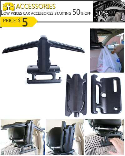 Car Clothes Rack  Safety Handle