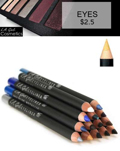 LA Girl Pencil Eye and lipliner