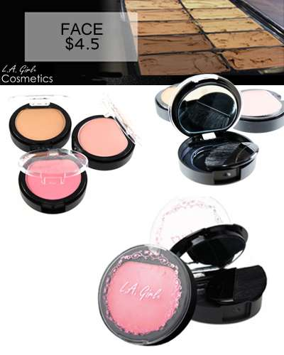 LA Girl Iluminating Blush